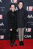 07 October  2017 - Los Angeles, California - Ellen Page, Emma Portner. L.A. Dance Project's Annual Gala held at LA Dance Project in Los Angeles.  <br /> CAP/ADM/BT<br /> &copy;BT/ADM/Capital Pictures