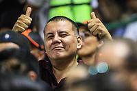 Blue Medina , durante la apertura de la temporada de beisbol de la Liga Mexicana del Pacifico 2017 2018 con el partido entre Naranjeros vs Yaquis. 11 octubre2017 . <br /> (Foto: Luis Gutierrez /NortePhoto.com)