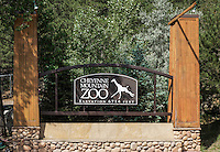 The Cheyenne Mountain Zoo, Colorado Springs, Colorado, USA