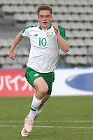 Connor Ronan of Wolverhampton Wanderers and Republic of Ireland during Republic Of Ireland Under-21 vs Mexico Under-21, Tournoi Maurice Revello Football at Stade Parsemain on 6th June 2019
