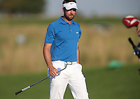 Scott Jamieson (SCO) added a second 76 during Round Two and will miss the weekend of The Tshwane Open 2014 at the Els (Copperleaf) Golf Club, City of Tshwane, Pretoria, South Africa. Picture:  David Lloyd / www.golffile.ie