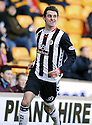07/02/2009  Copyright Pic: James Stewart.File Name : sct_jspa07_motherwell_v_stmirren.ANDY DORMAN CELEBRATES AFTER HE SCORES THE FIRST.James Stewart Photo Agency 19 Carronlea Drive, Falkirk. FK2 8DN      Vat Reg No. 607 6932 25.Studio      : +44 (0)1324 611191 .Mobile      : +44 (0)7721 416997.E-mail  :  jim@jspa.co.uk.If you require further information then contact Jim Stewart on any of the numbers above.........