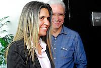 RIO DE JANEIRO, RJ 03.11.2016 - FUTEBOL-FEMININO - Emily Lima, nova técnica da Seleção Brasileira Feminina, concede coletiva na sede da CBF, na Barra da Tijuca na cidade do Rio de Janeiro (RJ) nesta quinta-feira (3)(Foto: Marcus Victorio/Brazil Photo Press)