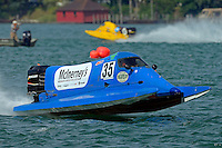 Mike Klepadlo, (#35)<br /> <br /> Trenton Roar On The River<br /> Trenton, Michigan USA<br /> 17-19 July, 2015<br /> <br /> ©2015, Sam Chambers
