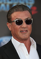 HOLLYWOOD, CA - April 19: Sylvester Stallone, At Premiere Of Disney And Marvel's &quot;Guardians Of The Galaxy Vol. 2&quot; At The Dolby Theatre  In California on April 19, 2017. <br /> CAP/MPI/FS<br /> &copy;FS/MPI/Capital Pictures