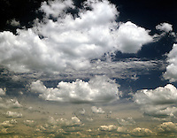 CLOUDS - Cumulus<br />