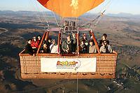 20130809 August 09 Hot Air Balloon Gold Coast