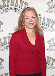 Kathryn Meisle attends 'The Elephant Man' Broadway Cast photo call at Sardi's on October 21, 2014 in New York City.