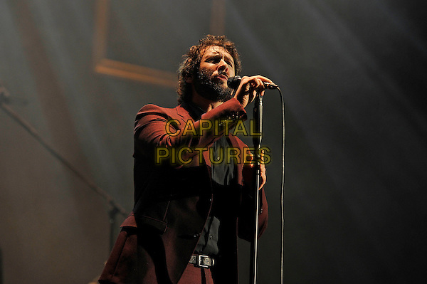 LONDON, ENGLAND - DECEMBER 1: Josh Groban performing at Eventim Apollo on December 1, 2015 in London, England.<br /> CAP/MAR<br /> &copy; Martin Harris/Capital Pictures