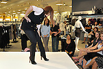September 20, 2008  Atlanta Ga, USA<br /> <br /> Models prowl the runway in this fashion show sponsored by Belks Department store at Atlanta's Phipps Plaza.