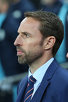 England Manager Gareth Southgate before the FIFA World Cup 2018 Qualifying Group F match between England and Slovenia at Wembley Stadium on October 5th 2017 in London, England. <br /> Calcio Inghilterra - Slovenia Qualificazioni Mondiali <br /> Foto Phcimages/Panoramic/insidefoto
