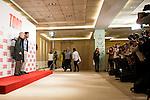 "Jose Sacristan and Mario Casas attends to the presentation of the spanish film ""Toro"" at Hotel Hesperia in Madrid, April 19,2016. (ALTERPHOTOS/Borja B.Hojas)"