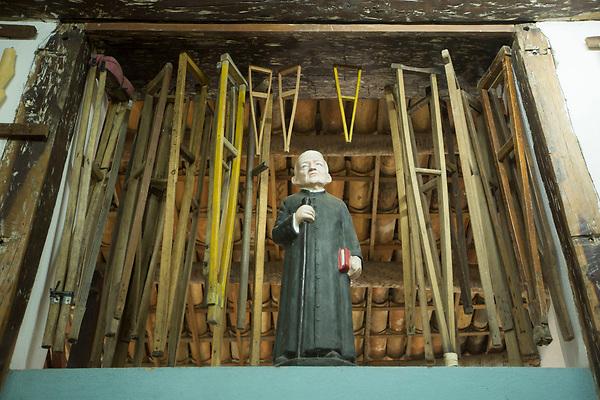 Juazeiro do Norte_CE, 15 de Setembro de 2012<br /> <br /> <br /> Na foto, o Museu Vivo de Padre Cicero<br /> <br /> Foto: LEO DRUMOND / NITRO