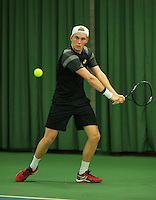 Rotterdam, The Netherlands, March 18, 2016,  TV Victoria, NOJK 14/18 years, <br /> Photo: Tennisimages/Henk Koster
