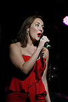 LOS ANGELES - DEC11: Adriana McPhee at Scott Nevins Presents SPARKLE: An All-Star Holiday Concert to benefit The Actors Fund at Rockwell Table & Stage on December 11, 2014 in Los Angeles, California