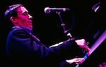 Jools Holland at the Texaco jazz Festival, Canary Wharf, London in 1993