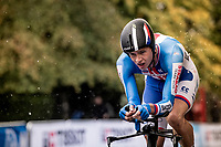 Jakub Otruba (CZE)<br /> Men U23 Individual Time Trial<br /> <br /> 2019 Road World Championships Yorkshire (GBR)<br /> <br /> ©kramon