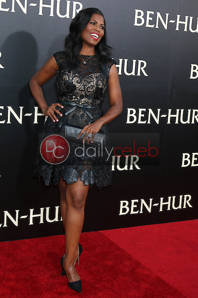 Omarosa Manigault<br /> at the &quot;Ben-Hur&quot; Premiere, TCL Chinese Theater IMAX. Hollywood, CA 08-16-16<br /> David Edwards/DailyCeleb.com 818-249-4998