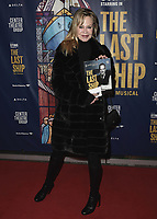 """LOS ANGELES - JANUARY 22:  Melanie Griffith at the opening night of """"The Last Ship"""" on January 22, 2020 at the Ahmanson Theatre in Los Angeles, California. (Photo by Scott Kirkland/PictureGroup)"""