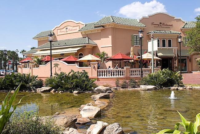 Shopping, Tommy Bahama Tropical Emporium, Pointe Orlando Mall, Orlando, Florida