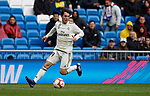 Real Madrid CF's Alvaro Odriozola during La Liga match. April 06, 2019. (ALTERPHOTOS/Manu R.B.)