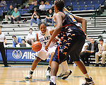 Tulane women's basketball defeats UTEP, 69-63, in a C-USA game played at Fogelman Arena.