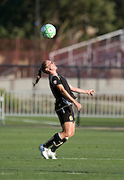 Rachel Buehler controls the ball. FC Gold Pride tied the Chicago Red Stars 1-1 at Buck Shaw Stadium in Santa Clara, California on June 7th, 2009.