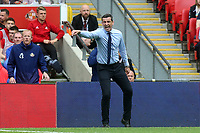 Sunderland Manager, Jack Ross during Charlton Athletic vs Sunderland AFC, Sky Bet EFL League 1 Play-Off Final Football at Wembley Stadium on 26th May 2019