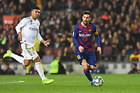 Lionel Messi, Casemiro <br /> 18/12/2019 <br /> Barcelona - Real Madrid<br /> Calcio La Liga 2019/2020 <br /> Photo Paco Largo Panoramic/insidefoto <br /> ITALY ONLY