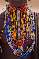 Ethiopia Erbore girl jewelry