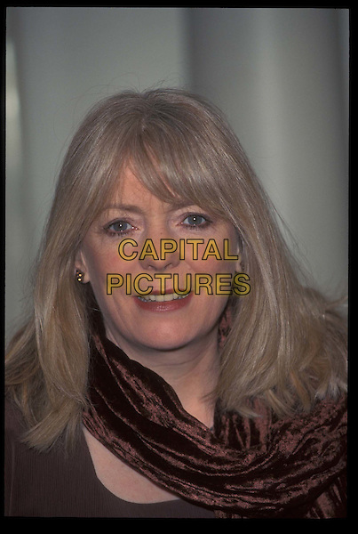 ALISON STEADMAN.20010313.Ref: 10728.portrait, headshot.*RAW SCAN- photo will be adjusted for publication*.www.capitalpictures.com.sales@capitalpictures.com.©Capital Pictures
