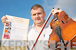 MUSIC NOTES: Peter Mullarkey from South West Kerry who is organising the Borradh na Fhomhair weekend in Iveragh next week.   Copyright Kerry's Eye 2008