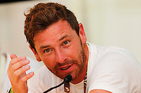 André Villas Boas in the press conference, during Circuito da Boavista 2013, in Porto, Portugal on June 22, 2013 (Photo Credits: Paulo Oliveira/DPI) ** NortePhoto.com **
