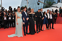 """CANNES, FRANCE. May 24, 2019: Adele Exarchopoulos, Niels Schneider, Virginie Efira, Gaspard Ulliel, Paul Hamy, Laure Calamy, Justine Triet & Arthur Harari at the gala premiere for """"Sybil"""" at the Festival de Cannes.<br /> Picture: Paul Smith / Featureflash"""