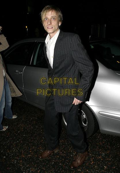MACKENZIE CROOK.British Comedy Awards 2004, London Television Studios, London, December 22nd 2004..full length .Ref: AH.www.capitalpictures.com.sales@capitalpictures.com.©Capital Pictures.
