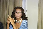 Sophia Loren, circa 1980.