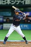 Takashi Toritani (JPN), .MARCH 2, 2013 - WBC : .2013 World Baseball Classic .1st Round Pool A .between Japan 5-3 Brazil .at Yafuoku Dome, Fukuoka, Japan. .(Photo by YUTAKA/AFLO SPORT)
