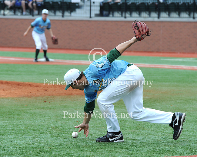 Tulane drops a 4-2 decision to the University of Southern Mississippi in a baseball game played at Turchin Stadium.