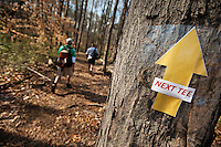 "Charlotte Disc golfers take part in the ""Carolina Clash 2009"" at Hornet's Nest Park, in Charlotte, North Carolina. Photo taken as part of a series of spring scenes in North Carolina by Charlotte photographer Patrick Schneider."
