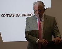 BRASILIA, DF, 03.11.2015 - CUNHA-TCU-  O ministro-chefe da Casa Civil, Jaques Wagner, durante o Seminário Internacional Governança e Desenvolvimento, no TCU, nesta terça-feira, 03. (Foto:Ed Ferreira / Brazil Photo Press)