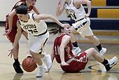 Troy Athens at Oxford, Girls Varsity Basketball, 1/04/18