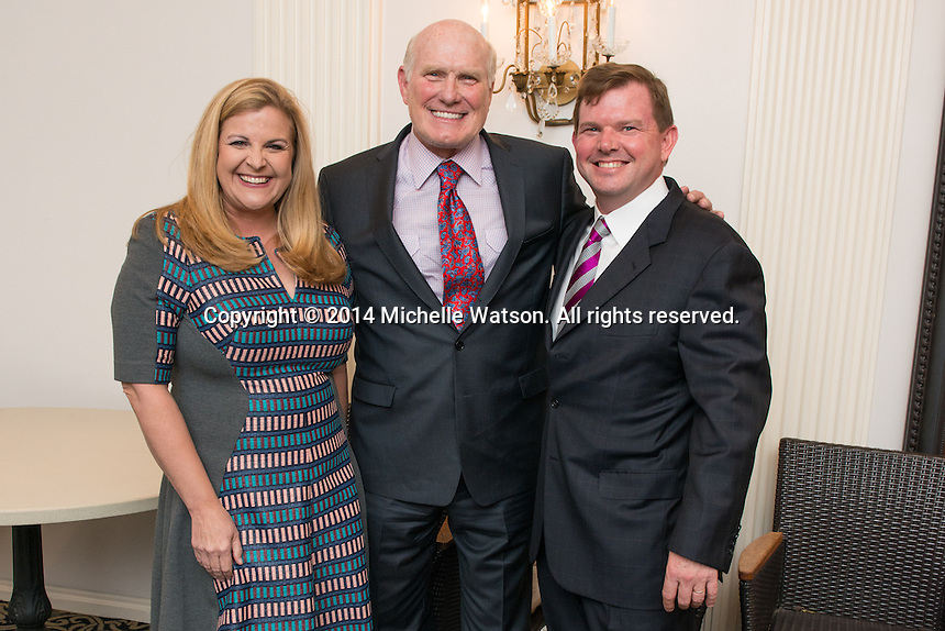 Touchdown for Teach at Hotel Zaza with special guest speaker Terry Bradshaw