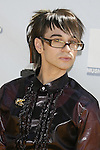 Designer Christian Siriano arrives to the 2008 MTV Movie Awards on June 1, 2008 at the Gibson Amphitheatre in Universal City, California.
