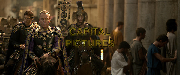 Kiefer Sutherland<br /> in Pompeii (2014) <br /> *Filmstill - Editorial Use Only*<br /> CAP/FB<br /> Image supplied by Capital Pictures