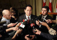 2013 File Photo - Michael Applebaum, Mayor of Montreal.