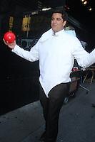 NEW YORK CITY, NY - August 06, 2012: Josh Elliot host of Good Morning America at GMA Studios in New York City. © RW/MediaPunch Inc.