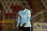 Emmanuel Oyeleke of Aldershot TownEmmanuel Oyeleke of Aldershot Town during Dagenham & Redbridge vs Aldershot Town, Vanarama National League Football at the Chigwell Construction Stadium on 10th February 2018