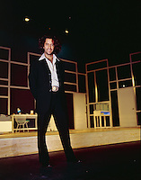Felipe Fernandez, theatre director on the set of his production of the Graduate.