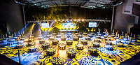 Picture by Allan McKenzie/SWpix.com - 07/03/2017 - Commercial - Leeds Sports Awards 2017 - First Direct Arena, Leeds, England - A general view, GV, of the Leeds Sports Awards 2017, the Brief.