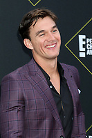 LOS ANGELES - NOV 10:  Tyler Cameron at the 2019 People's Choice Awards at Barker Hanger on November 10, 2019 in Santa Monica, CA